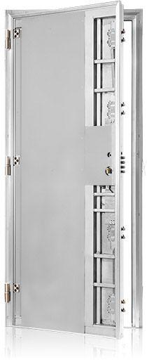 Puerta de seguridad Premium 4C interior