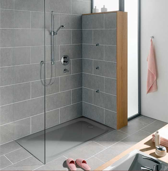 17 best ideas about begehbare dusche on pinterest | hausbau ideen, Badezimmer