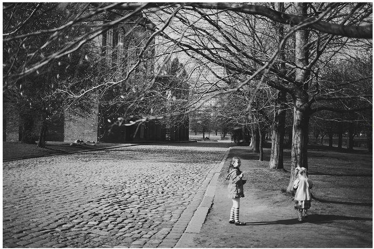 Интересные чёрно белые фотографии