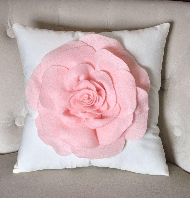 Pink Decorative Pillow : Best 25+ Pink throw pillows ideas on Pinterest Pink throws, Throw pillows and Pink pillows