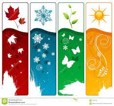 Image result for seasons abstract vector