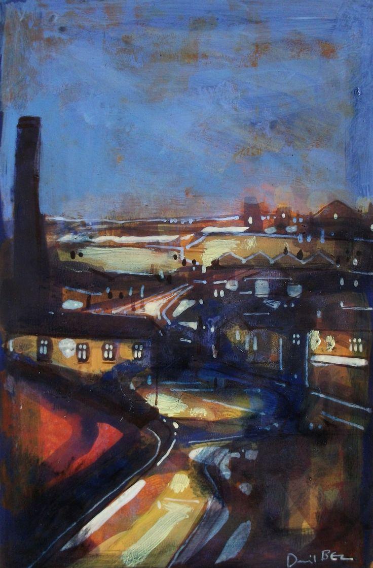 David Bez - 'Industrial Landscape'