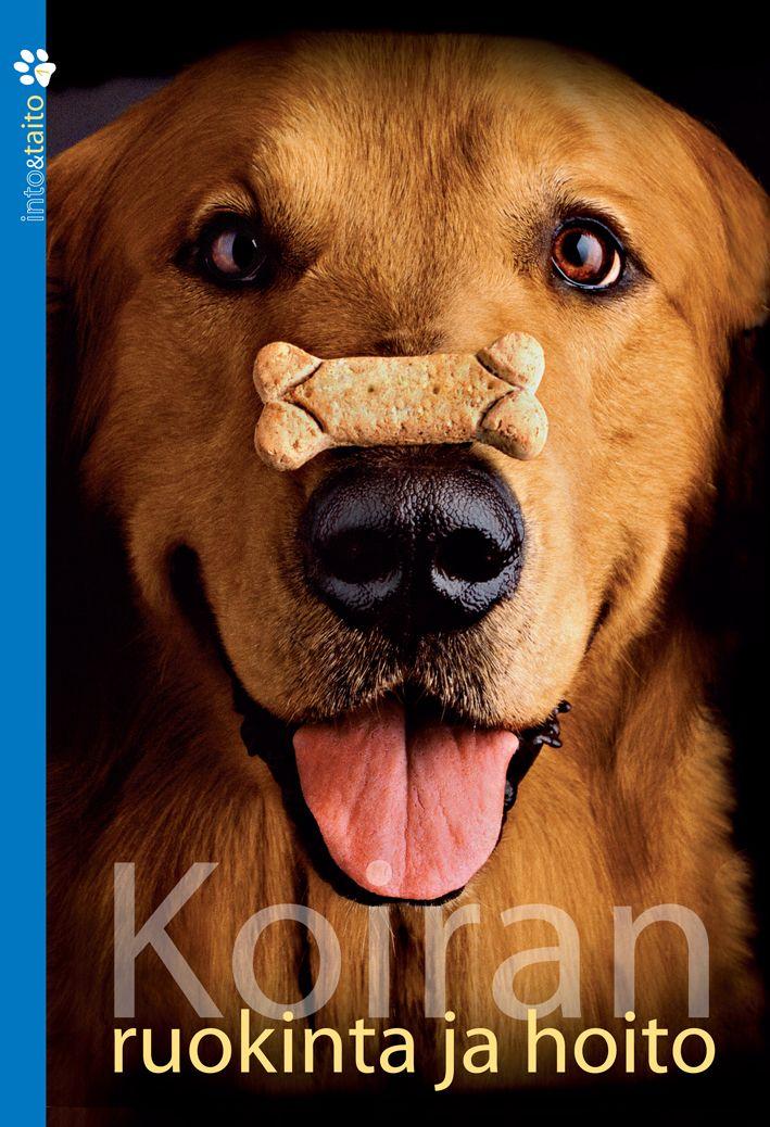 Kirja: Koiran ruokinta ja hoito