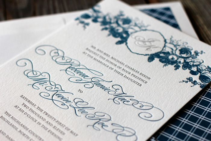 Best Letterpress Wedding Invitations: 96 Best Bella Figura Letterpress Invites ♥ Images On