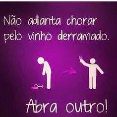 No cry...