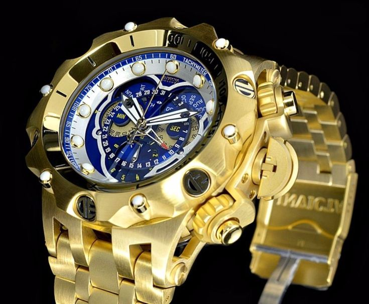 Invicta Venom Hybrid http://pinstor.us/2014/04/22/quality-invicta-watches-collection-men-women/