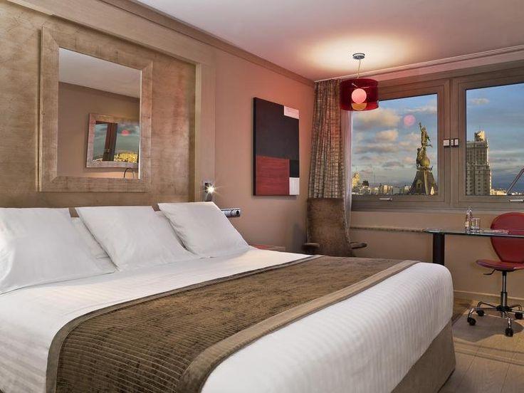 Melia Madrid Princesa Hotel Madrid, Spain