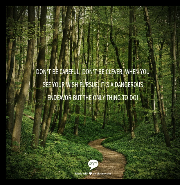 The Woods: Quotes From Into The Woods