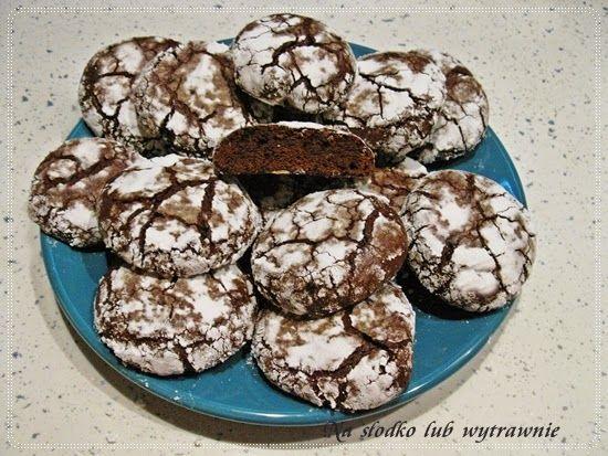Na słodko lub wytrawnie: Ciastka kakaowo – kawowe z syropem klonowym na sam...