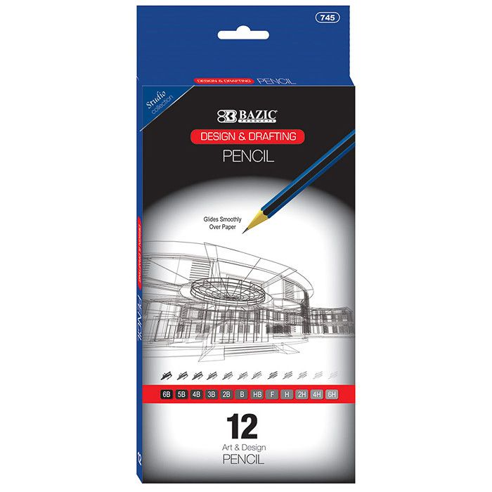 Design & Drafting Pencil Set - Case of 24 - Hollar | So. Much. Good. Stuff