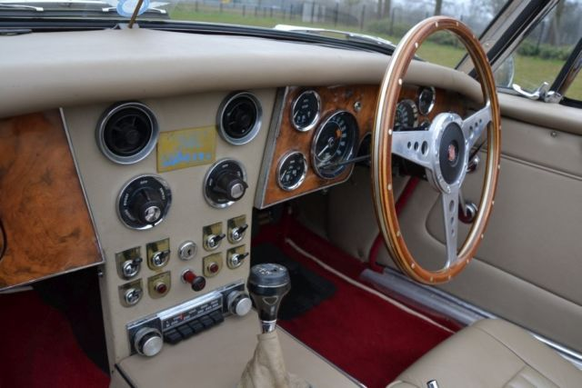 Occasion Austin Healey 4000 RR