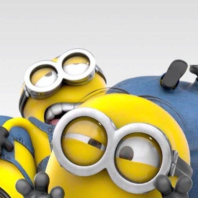 Les 289 meilleures images du tableau minions sur pinterest choses amusantes dr le et moi - Minion amoureux ...