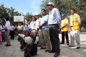 Ponen en marcha la Primera Jornada Nacional de Lucha Contra el Dengue