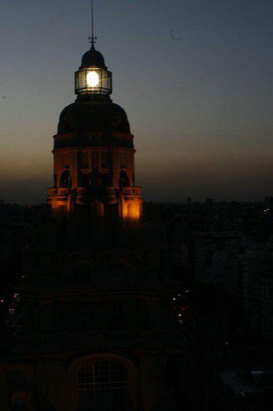 Buenos Aires Art Nouveau | El faro del Palacio Barolo