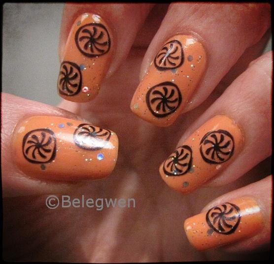 Nail Art by Belegwen: Fantakynnet