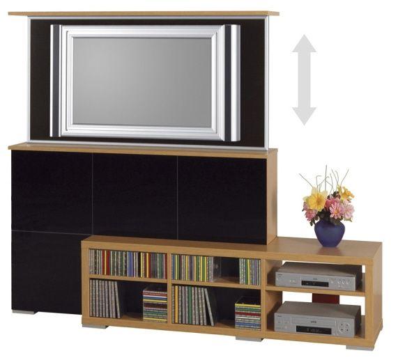 tv halterung elektrisch ausfahrbar google suche halterung befestigung tv halterung. Black Bedroom Furniture Sets. Home Design Ideas
