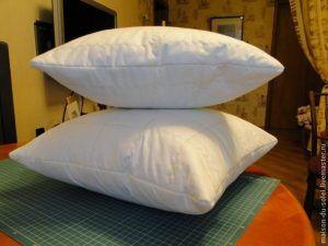 Шьем подушку. Мастер-класс (Шитье и крой)