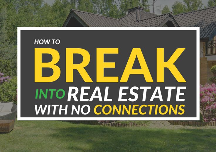 Want to break into real estate? We dive into tactics to get more of your markets transactions headed your way.