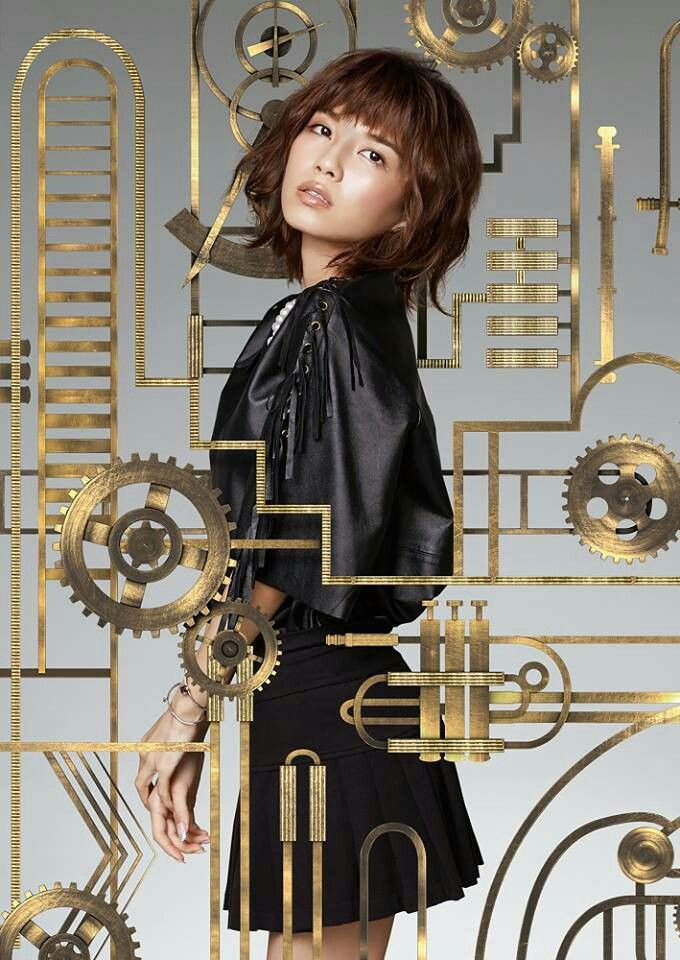 Misako_Uno AAA Uno_Misako Triple_A Japanese