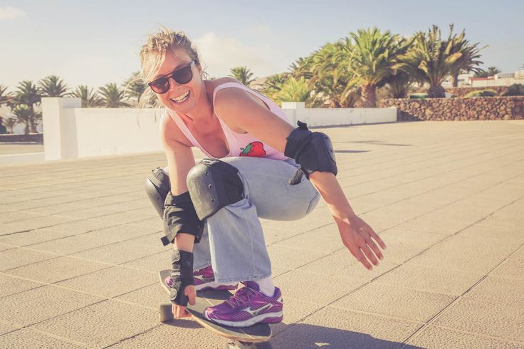 Lanzarote skateboard sport