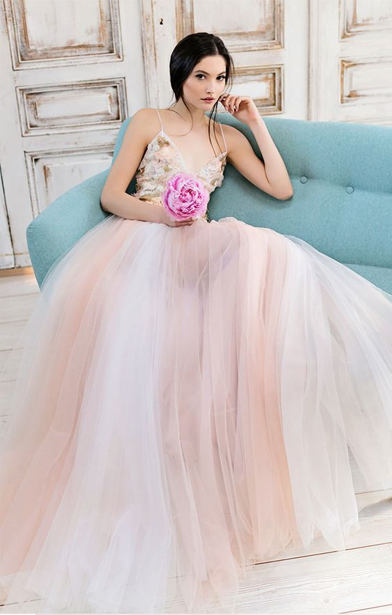 Featured Photographer: Lilebuba Photography, Featured Dress: Simona Semen; Wedding dress idea.