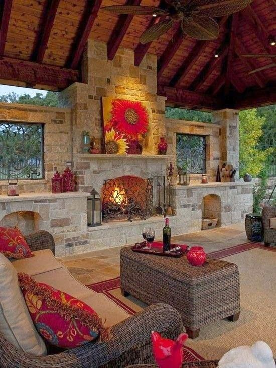 The PERFECT Outdoor Room!