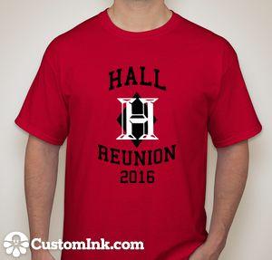 tshirt designed online at http://www.customink.com