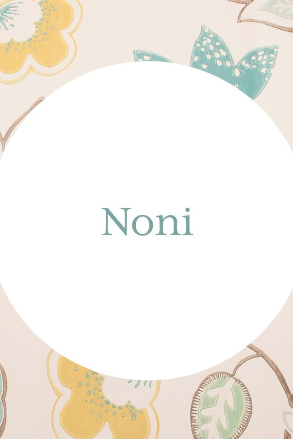 Noni - Our Favorite Southern Grandma Names - Southernliving. null