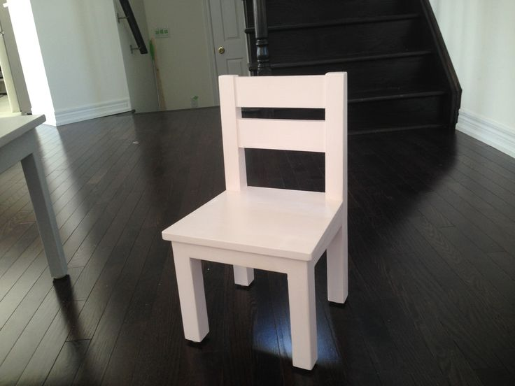 Ana White | Build a Kid's Chair | Free and Easy DIY Project and Furniture Plans