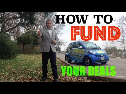 How to Fund your Deals, WITHOUT using a any Hard Money Lender, Private M...