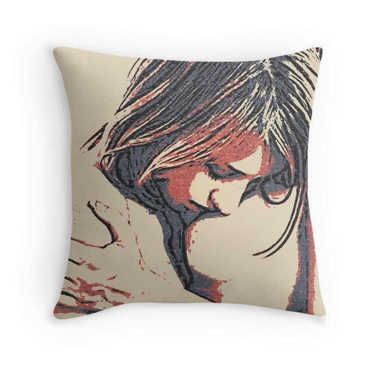 Girls love to play naughty - sexy conte 2 Grab nice 20% off! Use GIVEME20 - throw #pillow #erotic #lesbians