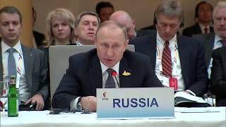 Putins FULL Speech at G20 Summit to BRICS Leaders in Hamburg Germany