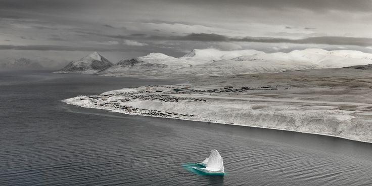Michel Thibert - Photographe - Le Nord vrai, entre immuable et changements.