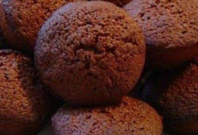 Csokis muffin 3. -teljeskiőrlésű lisztből