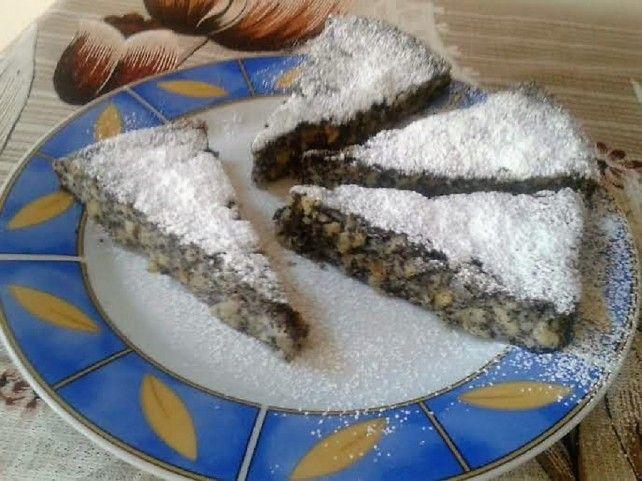 Almás-mákos kevert süti Recept képpel - Mindmegette.hu - Receptek