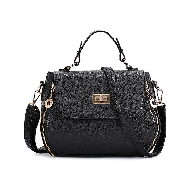 Messenger Bags Rivet Small Handbags Vintage PU Leather Shoulder Doctor Crossbody Bags Black  $45.00 www.ShopDulceVida.com . . #body #bra #and #Crossbody #Bag #me #comfort #bodycon #tights #Tank #selfie #picoftheday #workout #instamood #underwear