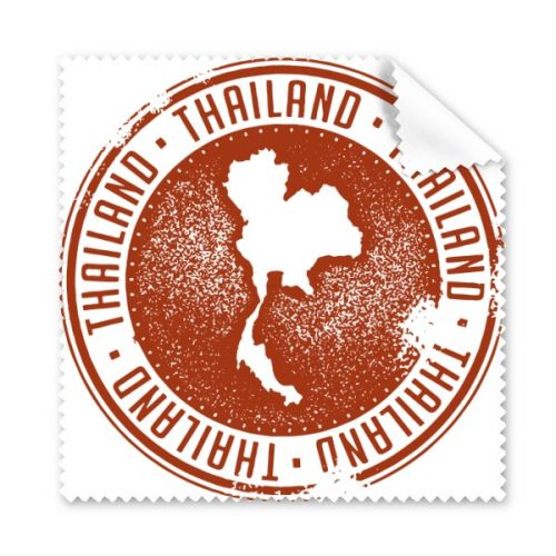 Kingdom of Thailand Thai Traditional Customs Culture I Love Thailand Map Art Illustration Glasses Cloth Cleaning Cloth Phone Screen Cleaner 5pcs #Office #Thailand #Glassescloth #Thai #Microfibra #Traditional #Cleaningcloth #Customs #GlassesCleaner #Art #WipeTools #Culture #CleaningTools #CleaningAccessories #Towel #ScreenCleaning #CleaningPanno