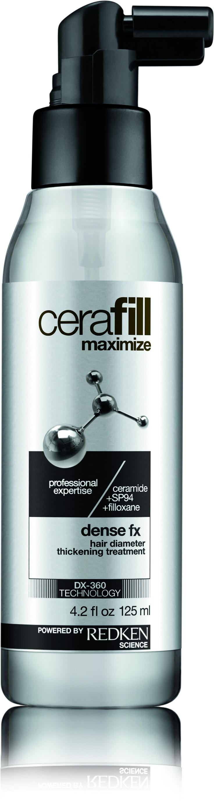 Redken Science cerafill maximize dense fx hair diameter thickening treatment 125ml.