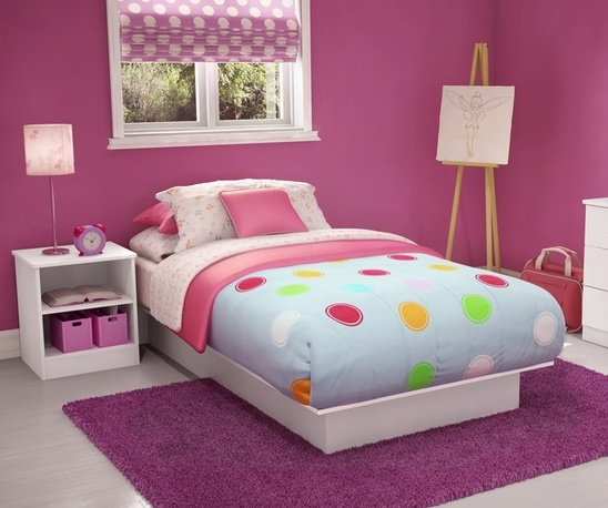Daughters Will Be Very Happy And Endure To Stay Inside Their Room There Are Several Tips About Teenage Girl Bedroom Ideas Kids Bedroom Furniture