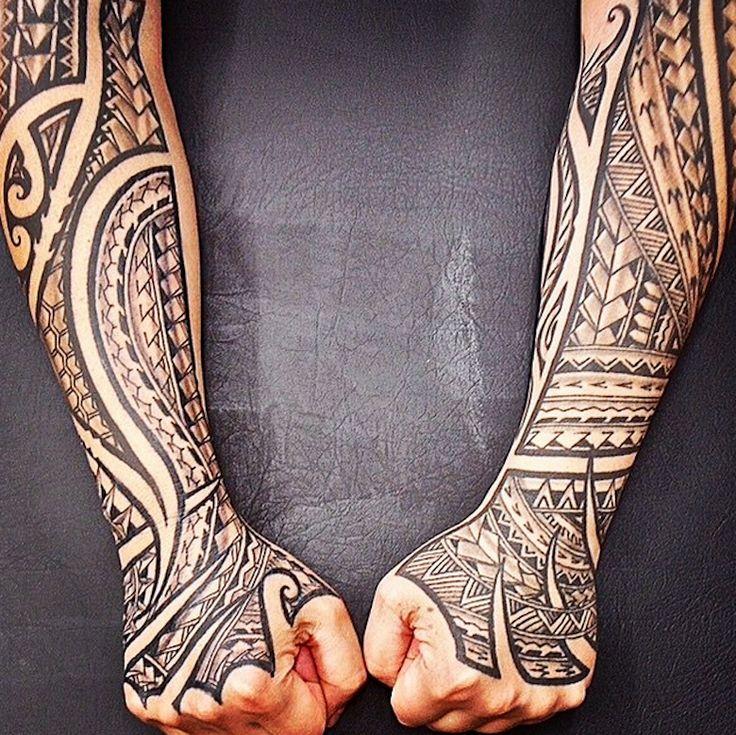 27 Hawaiian Tattoo Ideas Designs: Best 25+ Polynesian Tattoo Sleeve Ideas On Pinterest