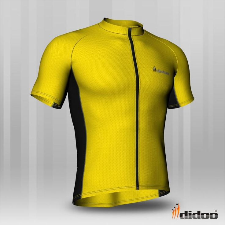 Quick dry, lightweight and breathable Flat stitched panel construction ensures maximum comfort  Full length zipper jersey 3 rear pockets This product is 100% Genuine and come with tags We are using 3D images which are 95% similar to the original one  Colours: Yellow and Black panel