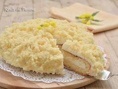Torta mimosa per la festa della donna, la mia ricetta semplice e senza sprechi, ricetta classica o leggermente modificata per renderla ancora più gustosa