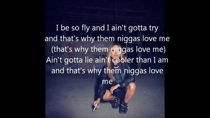 Honey Cocaine - Side Bitch Lyrics
