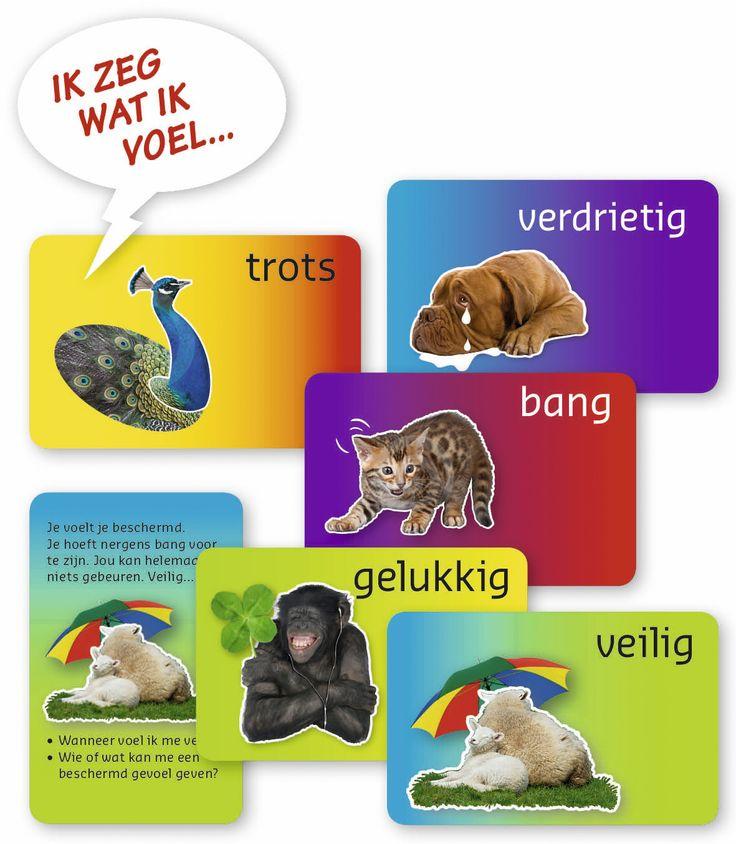 Binnenkort met de #emotiekaarten naar #Indonesie: 'Bagaimana perasaanku hari ini?' Hoe voel ik mij vandaag? Hoe leer je kinderen omgaan met #emoties?