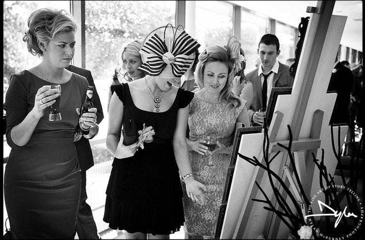 Wedding at Ballymascanlon House Hotel #ballymascanlon