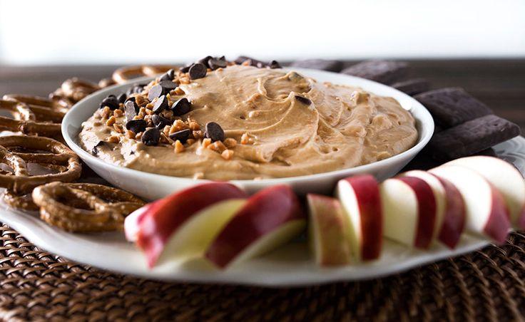Cookie dough-inspired dip | Natrel