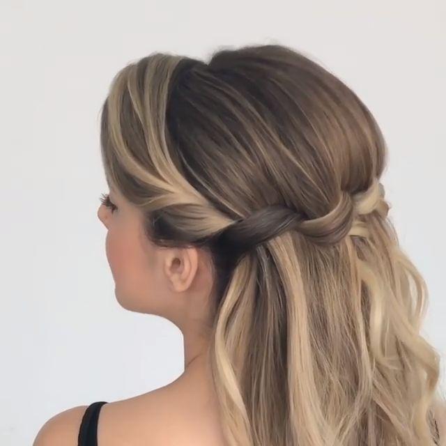 56 Updo Hairstyle Ideas & Tutorials for Wedding
