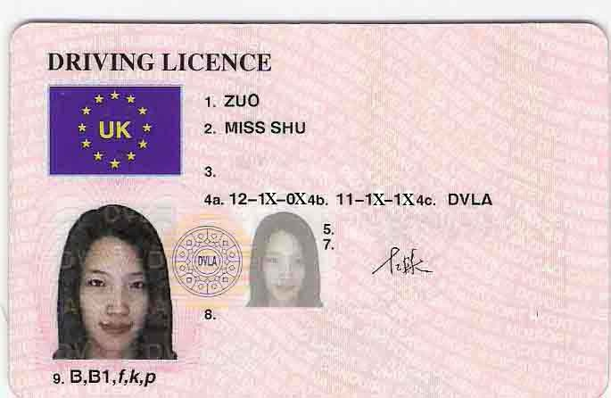 #2 To get a provisional driving license