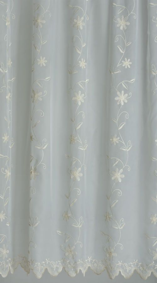 Sophie, Ready Made Voile from Stuart Graham. R129 inc Free Delivery. http://fabricsuperstore.co.za/curtains/Ready-made-voile-curtains