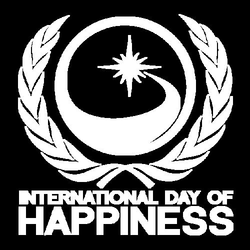 INTERNATIONAL DAY OF HAPPINESS  (March 20). This campaign is a global celebration to mark the United Nations International Day of Happiness. It is coordinated by Action for Happiness, a non-profit movement of people from 160 countries, supported by a partnership of like-minded organisations.